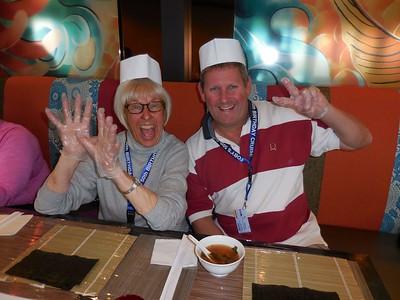 Nova Scotia Cruise - Sushi Class