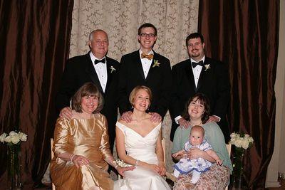 2005-10 Formal Family Photos