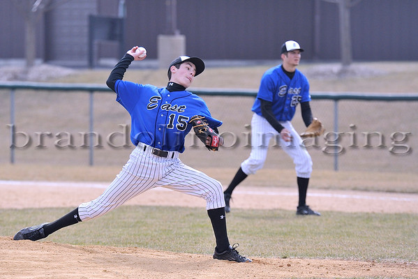 Lincoln-Way East Sophomore Baseball: 2013
