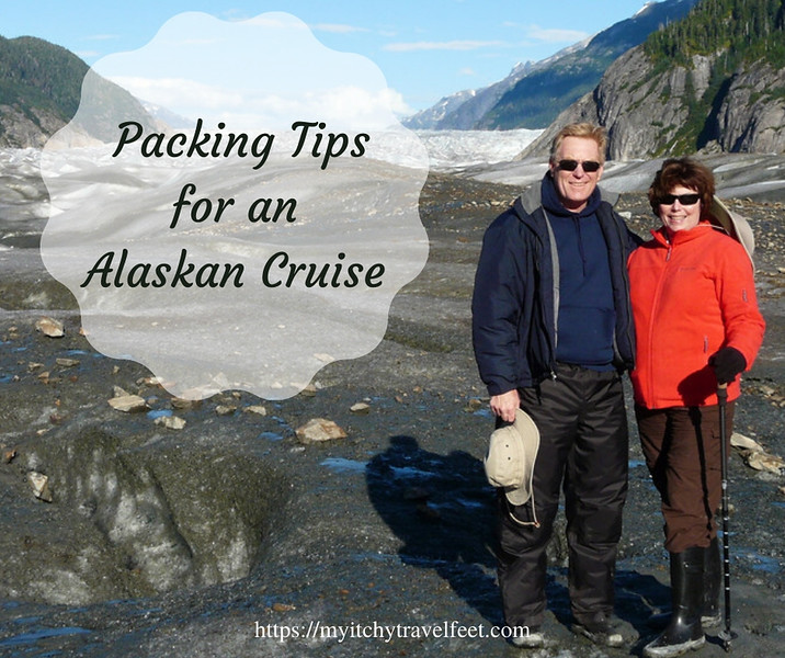 packing tips for an Alaska cruise