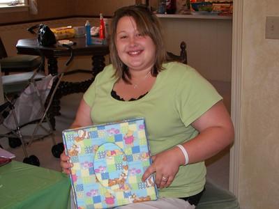 2007-08 LeighAnn's  Baby Shower