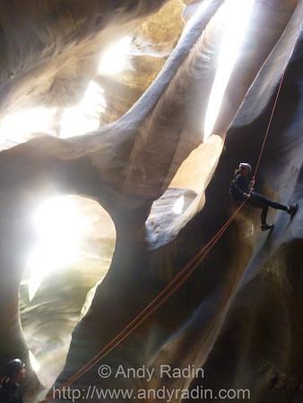 2010 07-22 Zion canyoneering