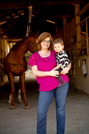 Lauren & Emily {mommy & me)
