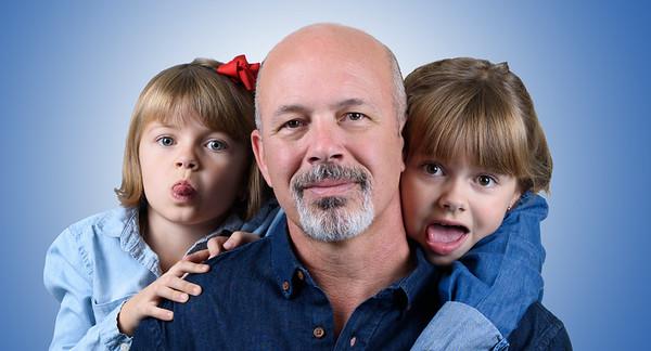 Family Christmas Portraits