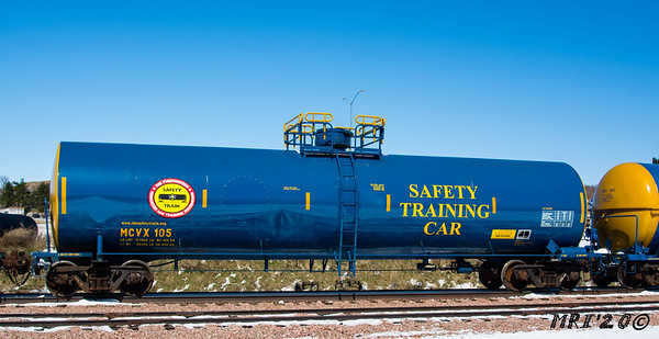 CSX Safety Train
