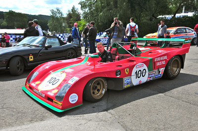 Francorchamps Classic CER 2011
