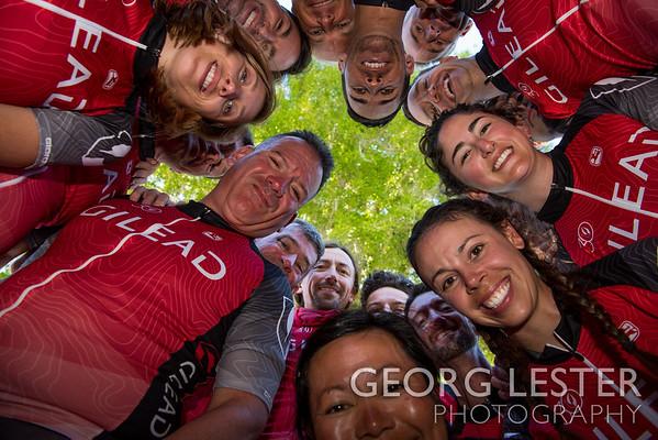 AIDS/Lifecycle 2017 - Team Photos