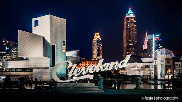 2017 Cleveland Commemorative Calendar Images