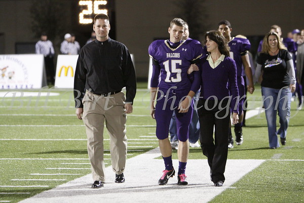Senior Night Crossing 11-4-11 Birdville
