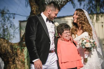 Haro Wedding - Families