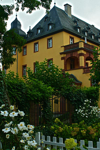 Schloss Vollards Wine Estate in Rudesheim Germany