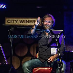 Anders Osborne (solo) @ City Winery (Sun 9/29/13)