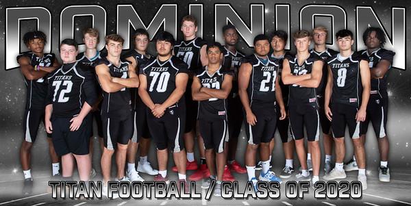 2019 Dominion Football