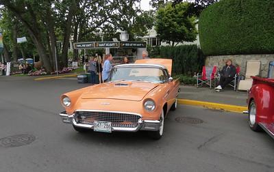 Oak Bay Collector Car Show - August 2016