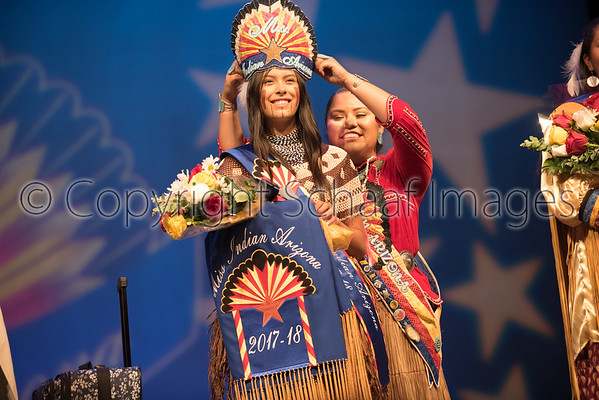 2017 Miss Indian Arizona Pageant