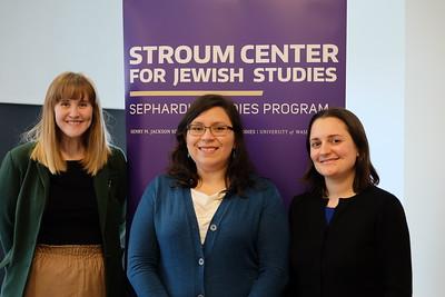 Graduate Fellows: Sephardic Culture