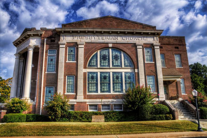 First Presbyterian Church - Clarksville, AR