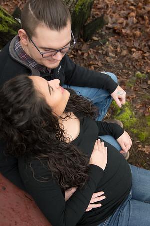 Kristen Maternity Session
