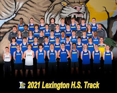 2021 Boys track