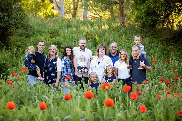 Leishman Family - 2019