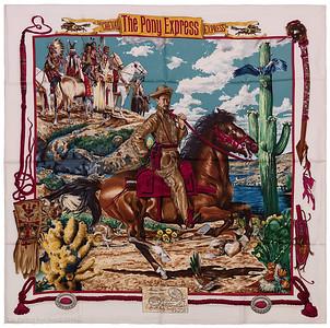 Pony Express - White Burgundy - NWOCT - 1512081546