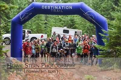 Bigfoot 120 Pre-Race/Start Line