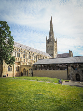 Norwich Cathedral 2019