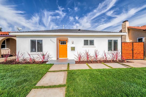 2037 W 84th St., LA