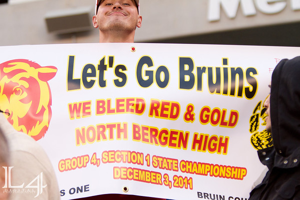 North Bergen Bruins 2011 State Champs
