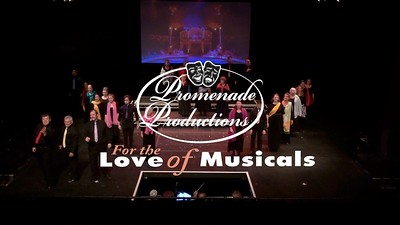 Promenade Productions 'For the Love of Musicals