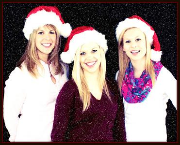 Gibson Girls Dec 15, 2012