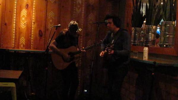 Bill Bartholomew & Chris Knott