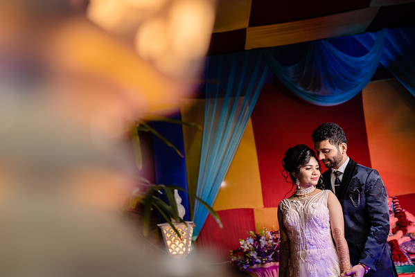Ishan & Harita Reception