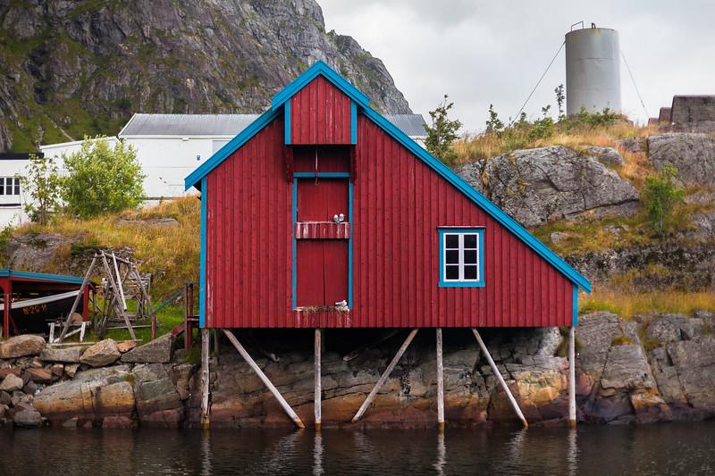 Å, Moskenesøya, Lofoten, Norway