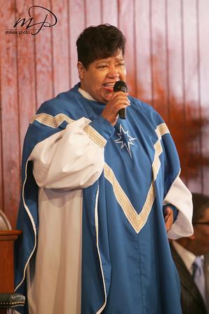 Pastor Cameron 40th Anv. 2010