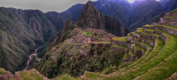 Peru and Equador
