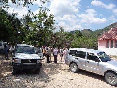 Haiti MediShare. The Empty Clinic.
