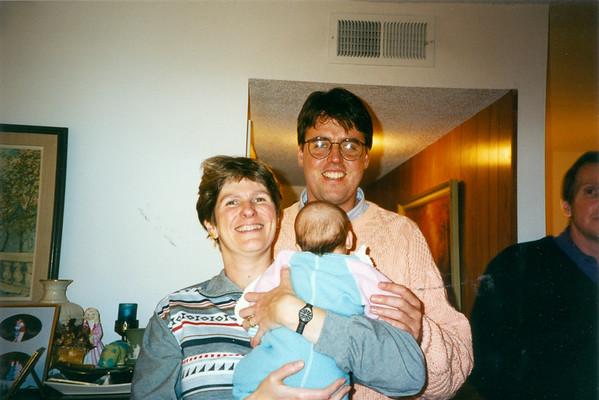 1993 Family Photos