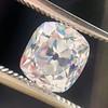 2.03ct Antique Cushion Cut Diamond GIA G SI1 0