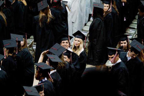 Nicholls Graduation