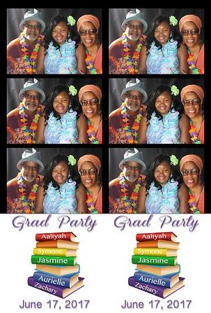 AG Grad Party 2017