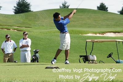 09-03-2009 Watkins Mill HS Boys Golf, Photos by Jeffrey Vogt Photography