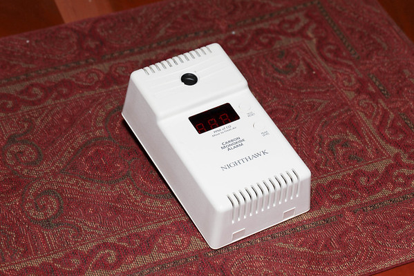 Carbon Monoxide Detector Teardown