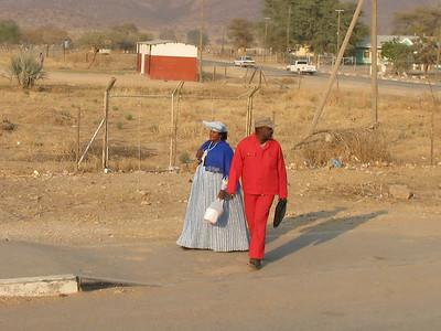 Namibie 2010