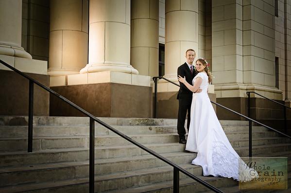 Burton/Dean Wedding