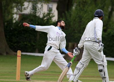 Cricket Roffey 1st XI v Hastings 11 05 13