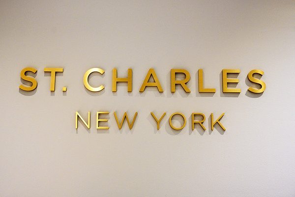 St. Charles New York Collection Launch