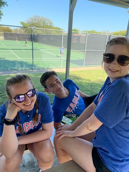 JH Tennis 2019