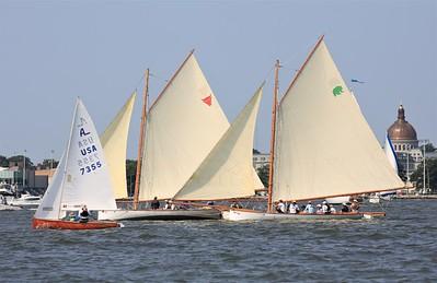 Classic Wooden Sailboat Race 2021