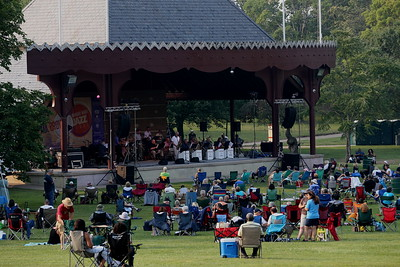 New England Jazz Ensemble @ Bushnell Park 07-26-21